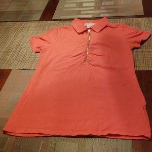 Cute authentic MK short sleeve shirt!!